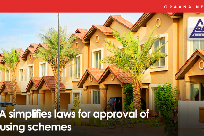 LDA simplifies laws for approval of housing schemes