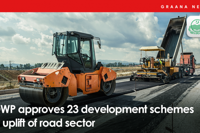 PDWP approves 23 development schemes for uplift of road sector