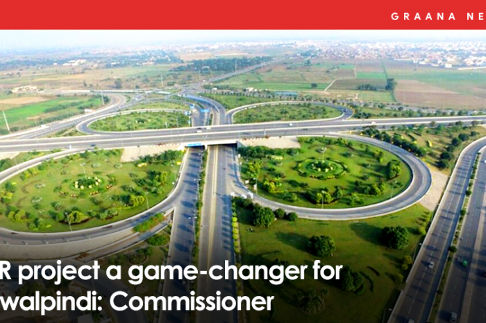 RRR project a game-changer for Rawalpindi: Commissioner