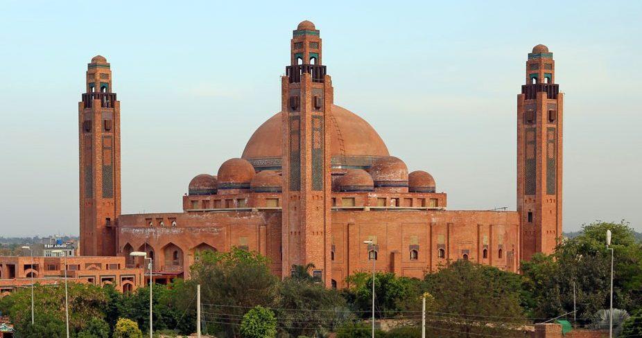 bahria town lahore masjid