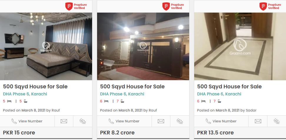 dha karachi to invest