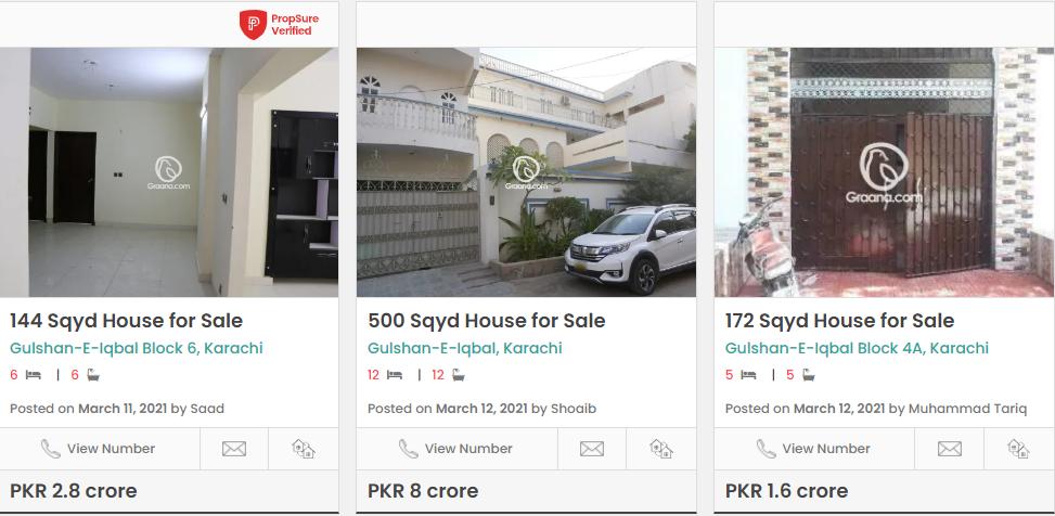 gulshan-e-johar invest in karachi