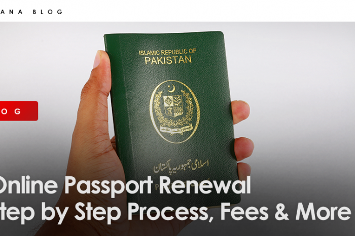 Online Passport Renewal - Step by Step Process, Fees & More