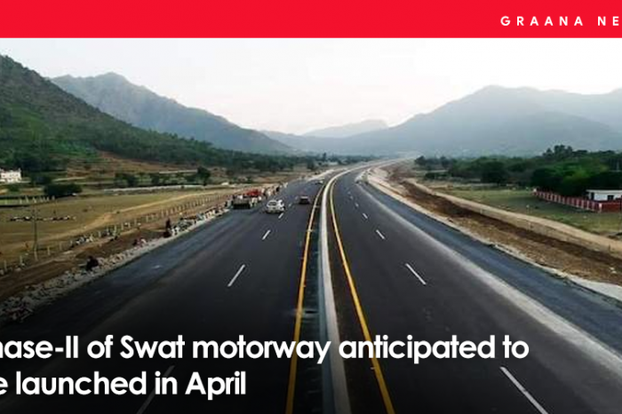 Phase-II of Swat motorway anticipated to be launched in April