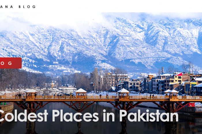 List of Coldest Places in Pakistan