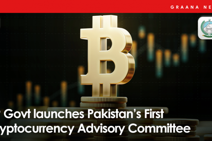 KP Govt launches Pakistan's First Cryptocurrency Advisory Committee