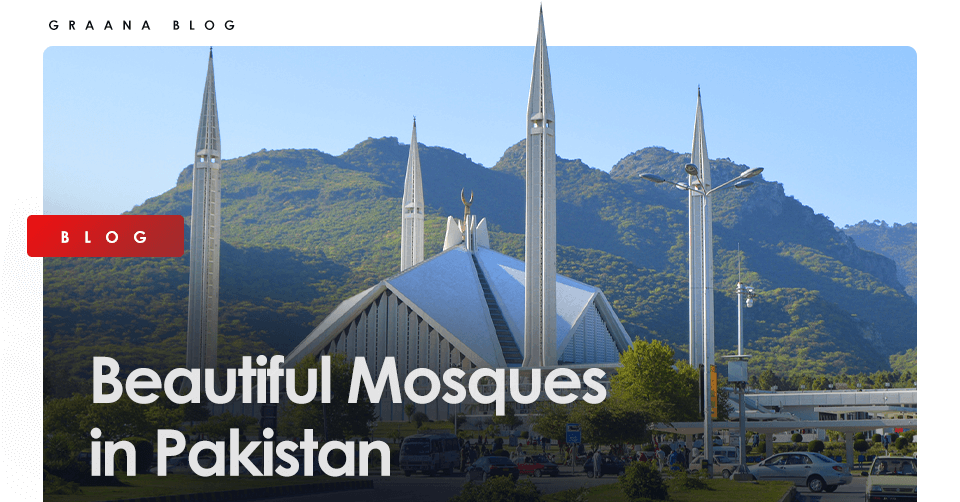 mosques in Pakistan