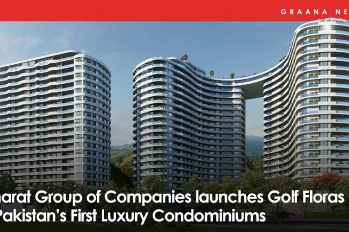 Imarat Group of Companies launches Golf Floras – Pakistan's First Luxury Condominiums