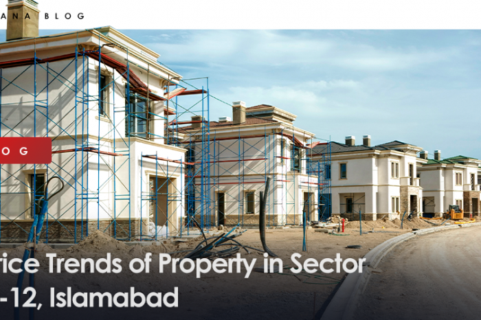 Price Trends of Property in Sector D-12, Islamabad