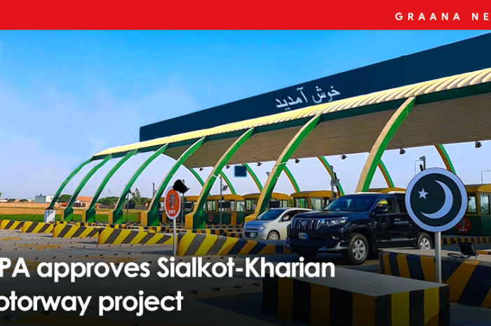 PPPA approves Sialkot-Kharian motorway project