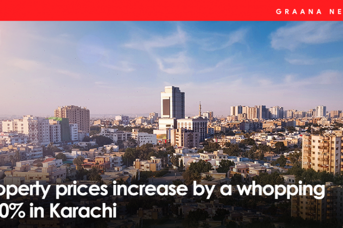 Property prices increase by a whopping 100% in Karachi