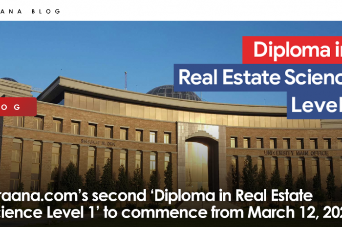 Graana.com's second 'Diploma in Real Estate Science Level 1' to commence from March 12, 2021