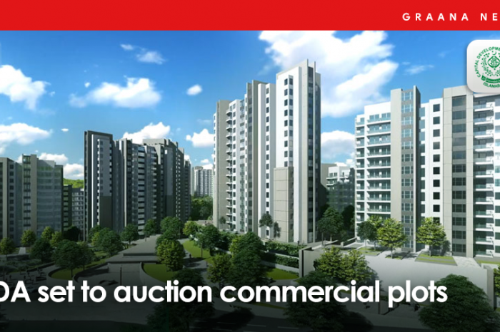 CDA set to auction commercial plots