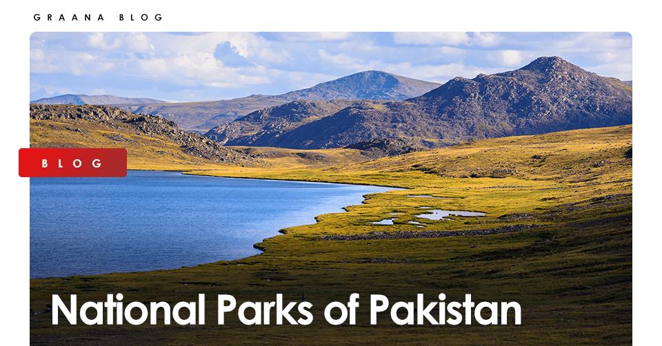 national parks of pakistan