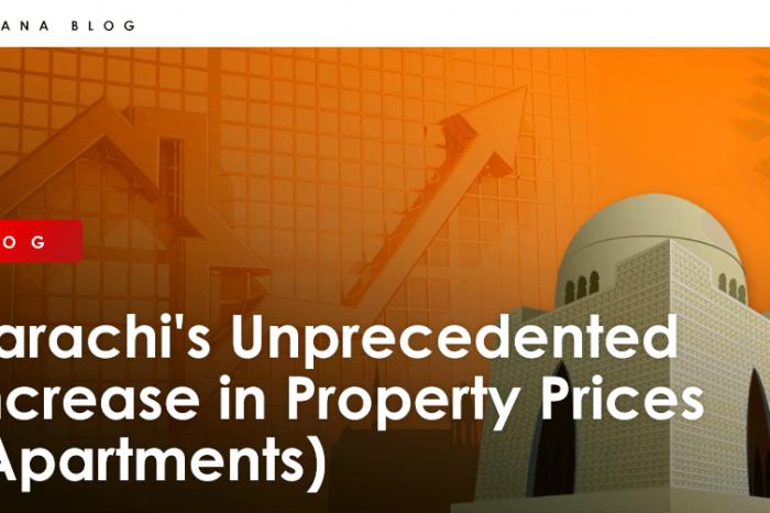 Karachi's Unprecedented Increase in Property Prices (Apartments)