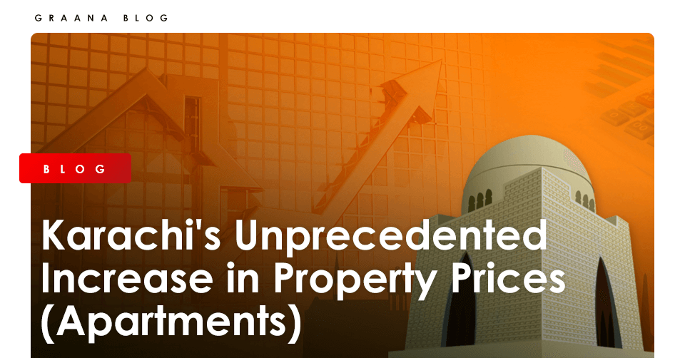 increase in property price in karachi