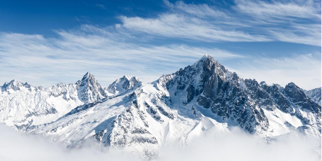 Mountain Ranges in Pakistan