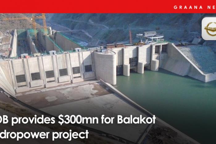 ADB provides $300mn for Balakot hydropower project