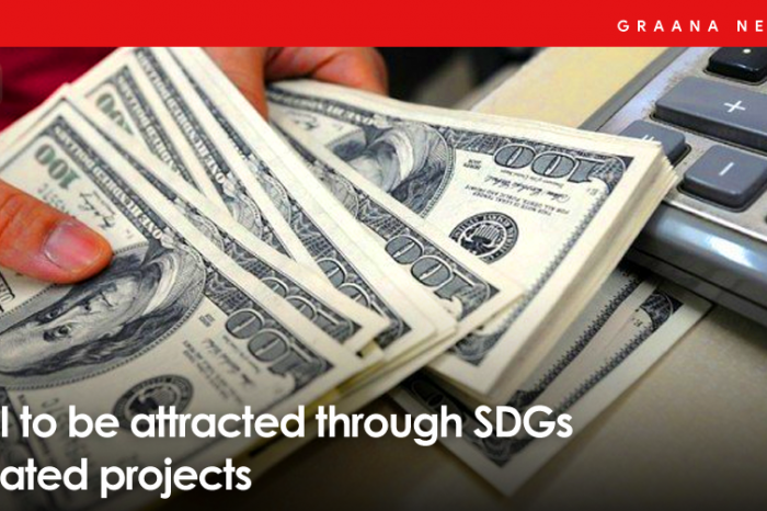FDI to be attracted through SDGs related projects