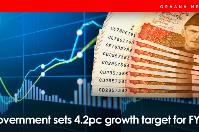 Government sets 4.2pc growth target for FY22