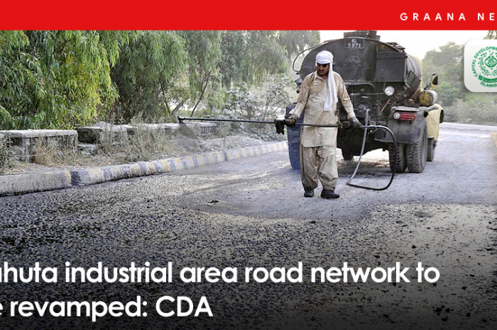 Kahuta industrial area road network to be revamped: CDA