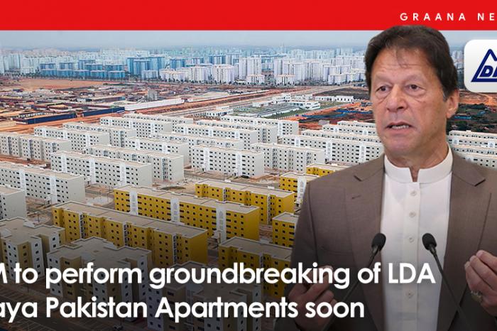PM to perform groundbreaking of LDA Naya Pakistan Apartments soon