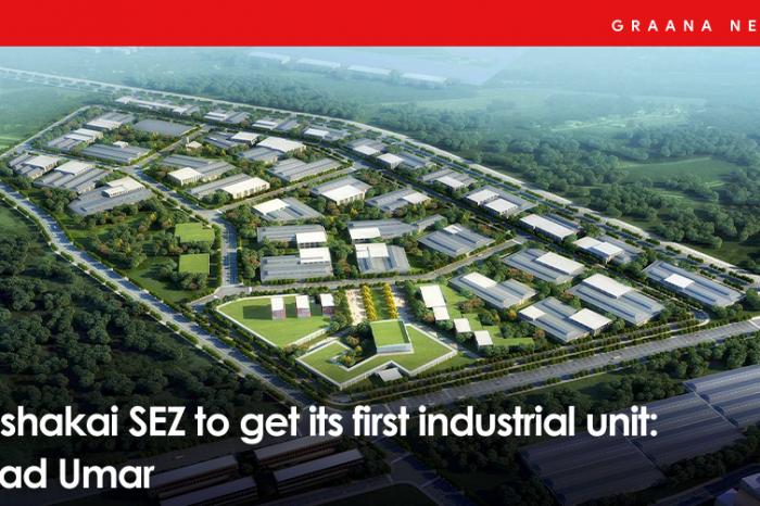 Rashakai SEZ to get its first industrial unit: Asad Umar