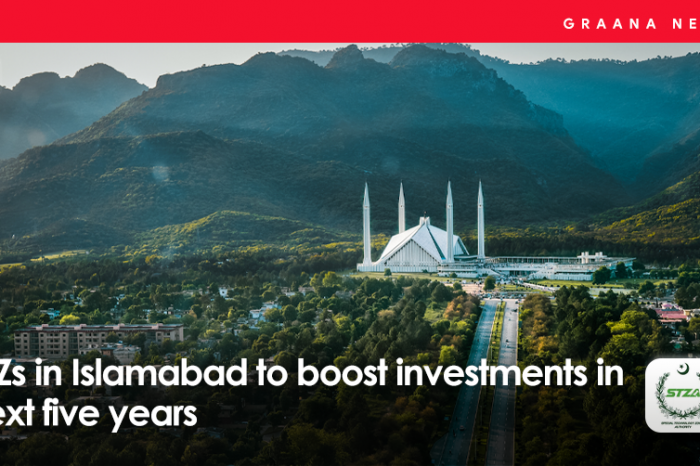 STZs in Islamabad to boost investments in next five years