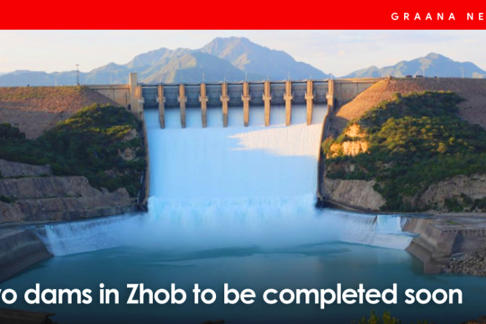 Two dams in Zhob to be completed soon