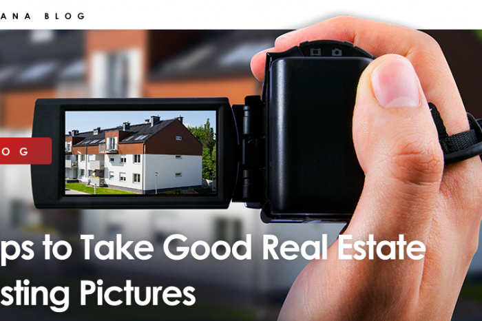 Tips to Take Good Real Estate Listing Pictures