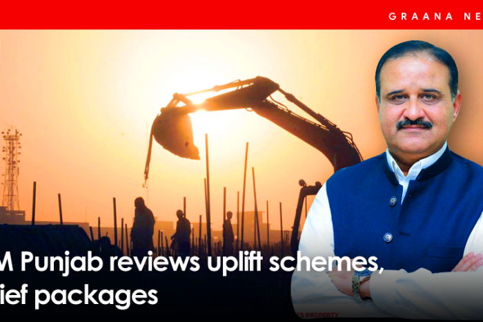 CM Punjab reviews uplift schemes, relief packages