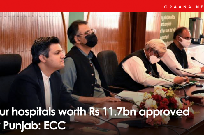 Four hospitals worth Rs 11.7bn approved for Punjab: ECC