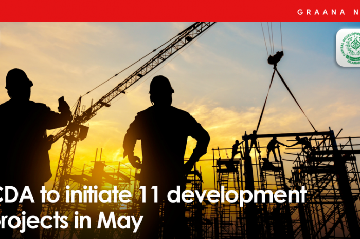 CDA to initiate 11 development projects in May