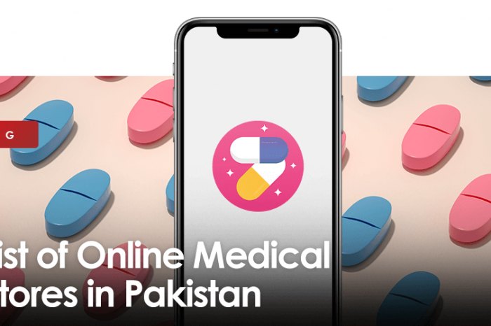 List of Online Medical Stores in Pakistan