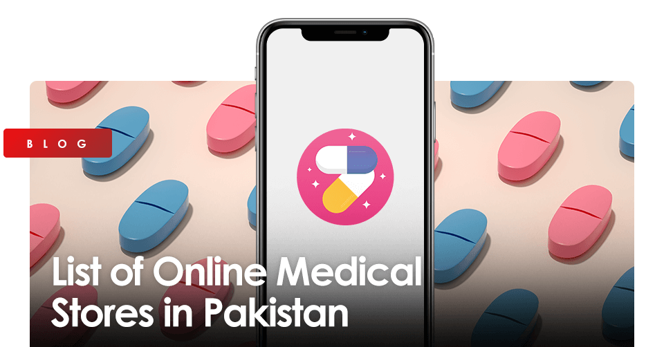 online medical stores in Pakistan