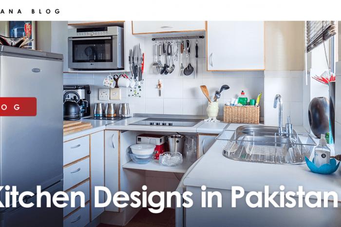 Kitchen Designs in Pakistan in 2021