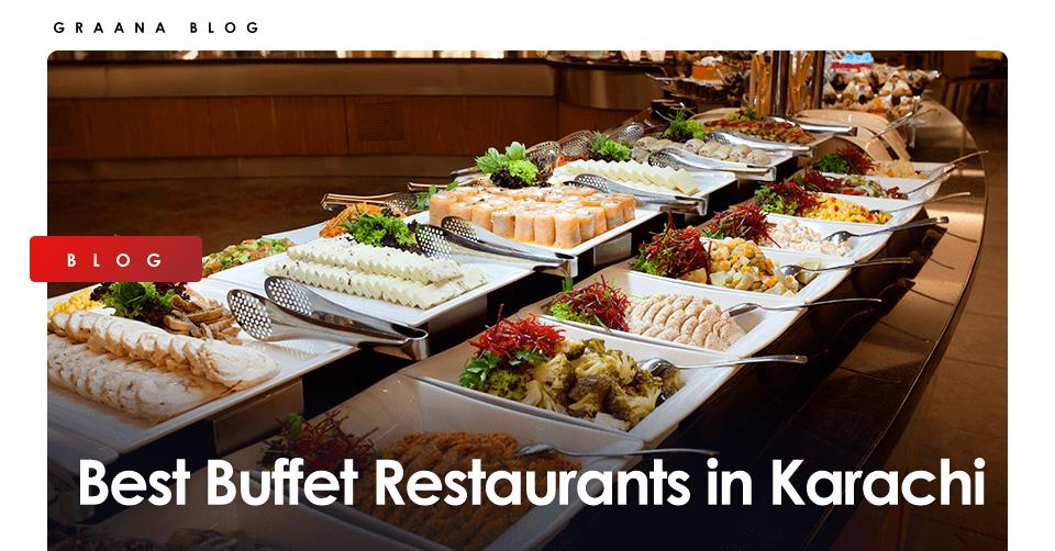 buffet in karachi
