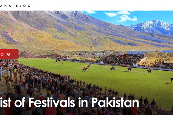 List of Famous and Traditional Festivals in Pakistan