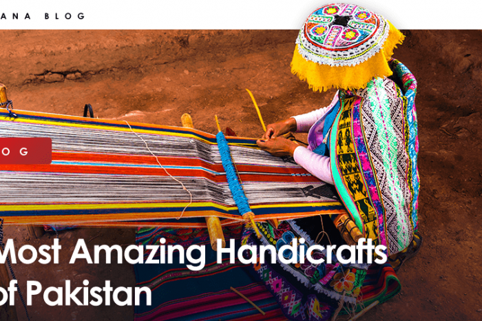 12 Most Amazing Handicrafts of Pakistan