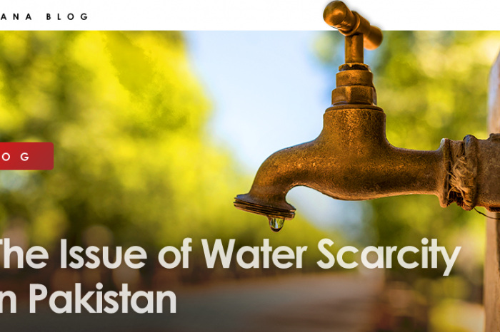 The Issue of Water Scarcity in Pakistan