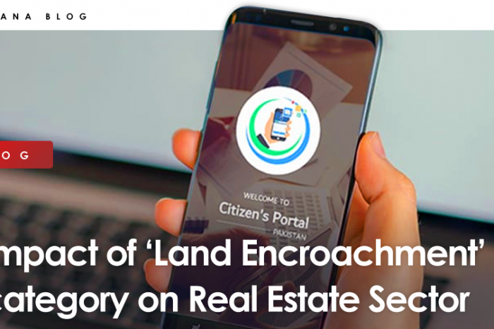 Impact of 'Land Encroachment' category on real estate sector