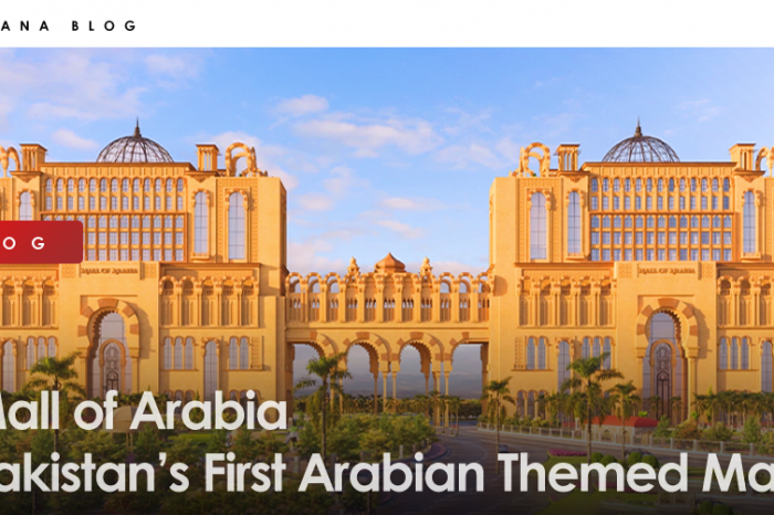 Mall of Arabia - Pakistan's First Arabian Themed Mall