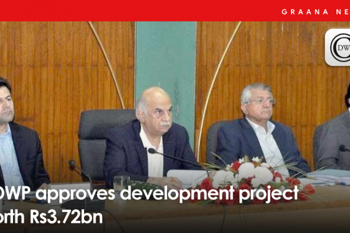 CDWP approves development project worth Rs3.72bn