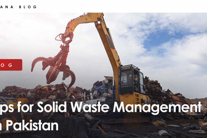 Tips for Solid Waste Management in Pakistan