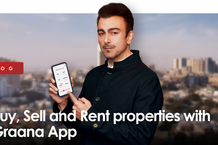 Buy, Sell and Rent properties with Graana App
