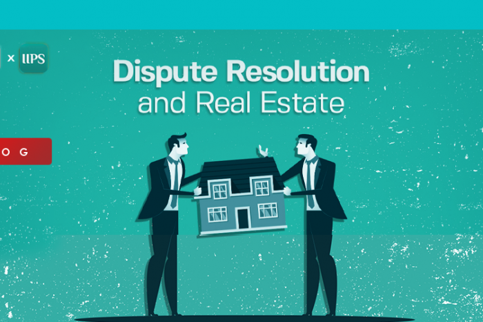 Dispute Resolution and Real Estate
