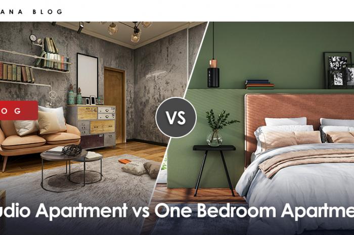 Studio Apartment vs One-Bedroom Apartment