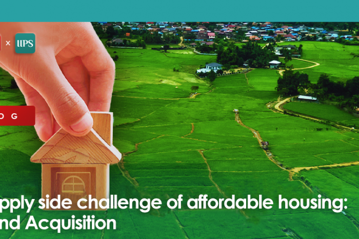 Supply Side Challenges of Affordable-Housing: Land Acquisition
