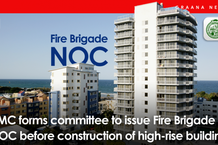 KMC forms committee to issue Fire Brigade NOC before construction of high-rise buildings