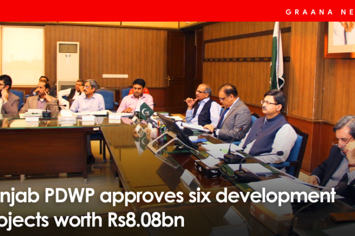 Punjab PDWP approves six development projects worth Rs8.08bn